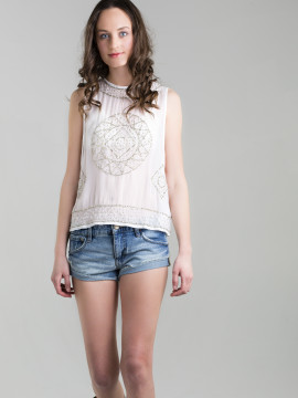 Cleobella Virgo Top
