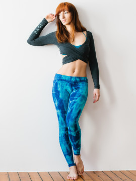 Purusha People Indigo Moon Yoga Pant