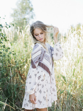 Free People From Your Heart Dress