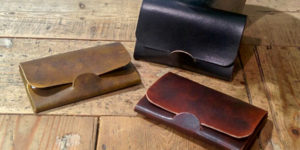 Elegy Leather Card & Coin Wallet