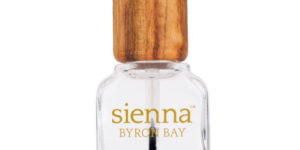 Sienna Byron Bay Lightning Top Coat