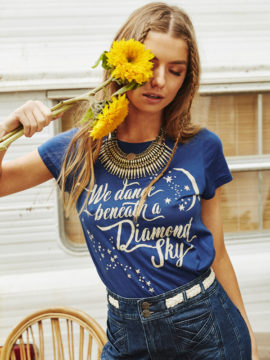 Spell & the Gypsy Collective Diamond Sky Tee