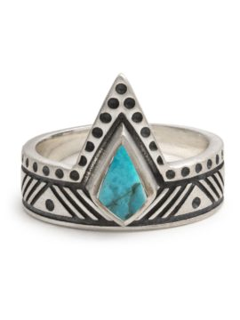 Tribe Jewelry Seeker Ring