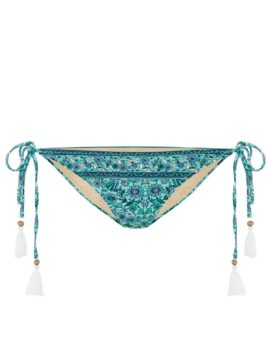 Spell & the Gypsy Collective Gypset Tie Side Bottom Ocean