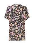 Spell & the Gypsy Collective Sayulita Short Sleeve Blouse Nightshade