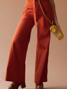 Sugarhigh Lovestoned Woody Pant Terracotta