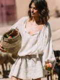 Spell & the Gypsy Collective Moroccan Luxe Dress