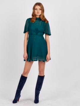 Cleobella Safira Dress Jade