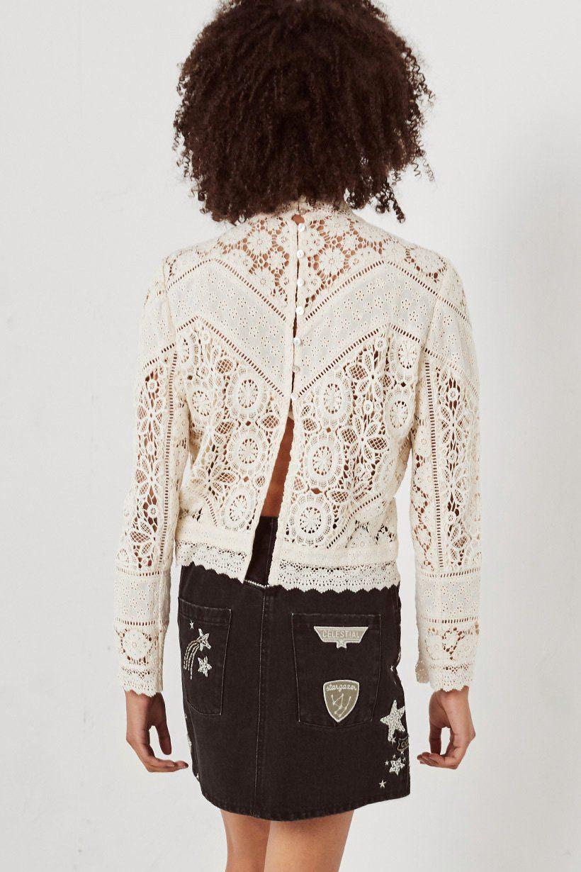 5cb70e306 Spell Patchwork Denim Skirt | Huston Fislar Photography