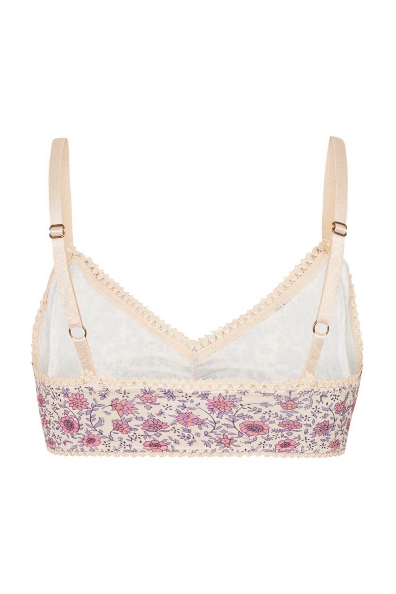 315e92b3a83 Spell   the Gypsy Collective Jasmine Bralette Lilac - Belle   the Brave