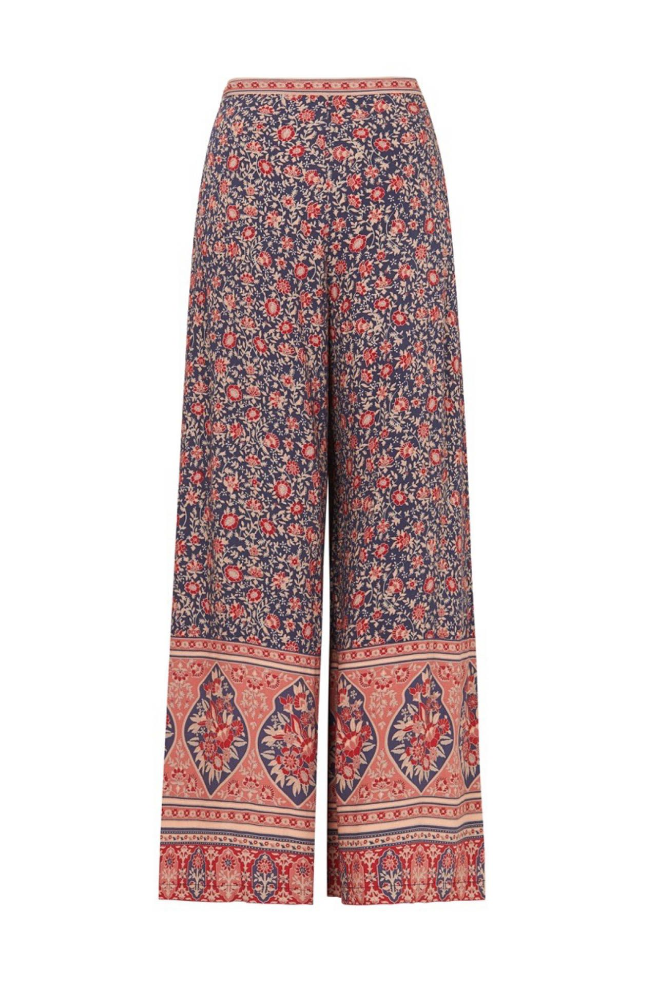 cb2a857c8aa Spell   the Gypsy Collective Jasmine Palazzo Pants Navy - Belle ...