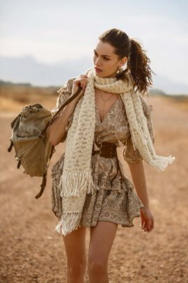 Spell & the Gypsy Collective Kimba Knit Scarf